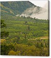 Snowbasin Utah Canvas Print