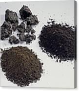 Soil Samples Canvas Print