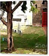 St. James Tree Canvas Print
