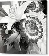 Subterranean Memories 7 Canvas Print