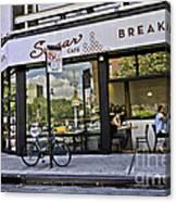 Sugar Breakfast Canvas Print
