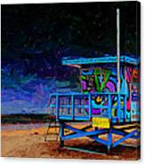 Summer Of Color Canvas Print