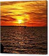 Sunset Xxxii Canvas Print