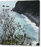 Taiwan Postcard 3 Canvas Print