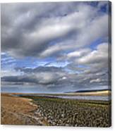 Taw Torridge Estuary Canvas Print