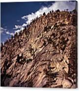 Ten Lakes Basin - Yosemite N.p. Canvas Print