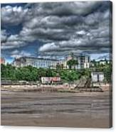 Tenby North Beach Canvas Print