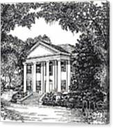 The Grove Tallahassee Florida Canvas Print