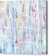 The Sounds Of Rain Canvas Print