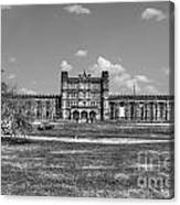 The West Virginia State Penitentiary Front Canvas Print