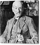 Thomas Hardy (1840-1928) Canvas Print