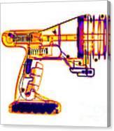 Toy Vortex Gun Canvas Print