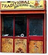 Traditional Ireland Canvas Print