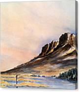 Trout Farm Canvas Print