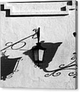Undercover Canvas Print