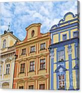 Uniquely Prague Canvas Print
