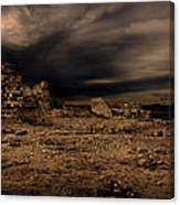 Upcoming Storm Canvas Print