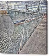 U.s. Silversides Canvas Print