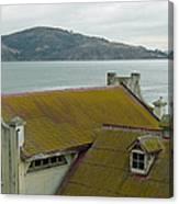 View From Alcatraz II Canvas Print