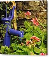 Village Pump Canvas Print
