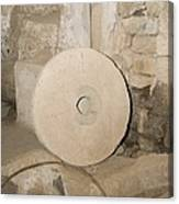 Water-powered Flour Mill Canvas Print