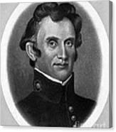 William Beaumont, American Surgeon Canvas Print