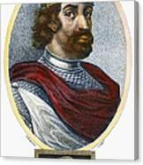 William II (1056-1100) Canvas Print