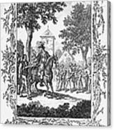 William Tell Canvas Print