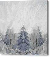Wintertime Canvas Print