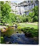 Yorkshire Dales National Park Canvas Print