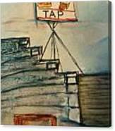Zenda Tap Canvas Print