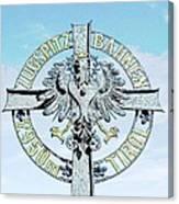 Zugspitz Bahnen Garmisch  Canvas Print