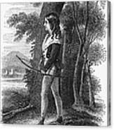 George Gordon Byron Canvas Print