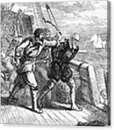 Henry Hudson (d. 1611) Canvas Print