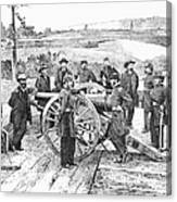William Tecumseh Sherman Canvas Print