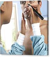 Cosmetic Surgery Canvas Print