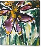 Divineflowers Canvas Print