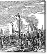 Charles II (1630-1685) Canvas Print
