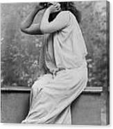 Sarah Bernhardt (1844-1923) Canvas Print