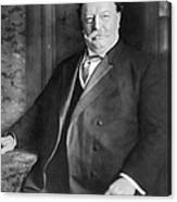 William Howard Taft Canvas Print