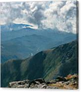12610 On Top Of New Hampshire Canvas Print