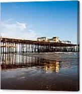 Hastings Pier Canvas Print