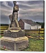 149th Pennsylvania Infantry Canvas Print