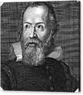 Galileo Galilei (1564-1642) Canvas Print