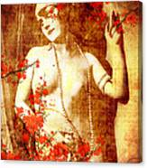 Winsome Women Canvas Print