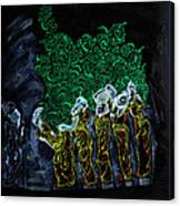 Wise Virgins Canvas Print