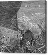 Coleridge: Ancient Mariner Canvas Print