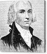 James Madison (1751-1836) Canvas Print