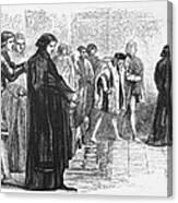 Shakespeare: Richard IIi Canvas Print