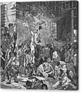 French Revolution, 1789 Canvas Print